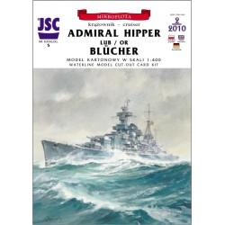 Niemiecki ciężki krążownik...