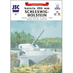 Niemiecka bateria artylerii...