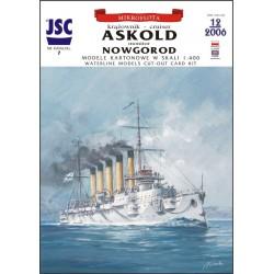 Rosyjski krążownik ASKOLD,...