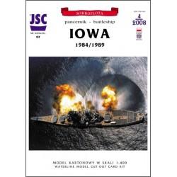 Amerykański pancernik IOWA...