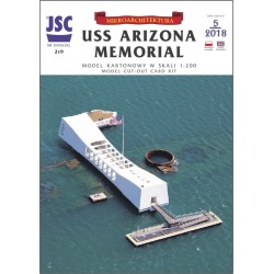 USS Arizona Memorial (JSC 219)