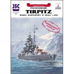 Niemiecki pancernik TIRPITZ...