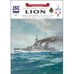 Brytyjski krążownik liniowy...