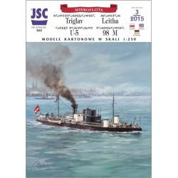 Austro-węgierskie okręty:...