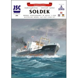 Polish coal/ore carrier...