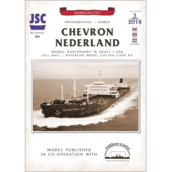 Dutch tanker CHEVRON...