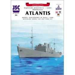 Niemiecki krążownik...