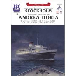 Italian transatlantic liner...