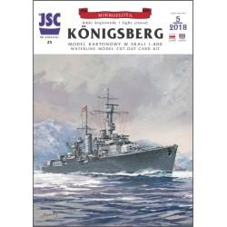 Niemiecki lekki krążownik...