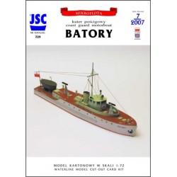 Polish coast guard boat...