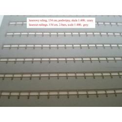 lasercut railings, 154 cm,...