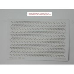 lasercut handrails, 135 cm,...