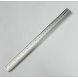 Metal aluminium ruler 30 cm...