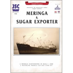 Sugar carriers MERINGA &...
