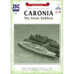 British cruise ship CARONIA...