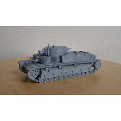 T-28 medium tank