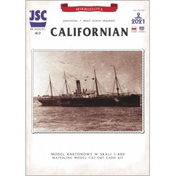 British steamer CALIFORNIAN...