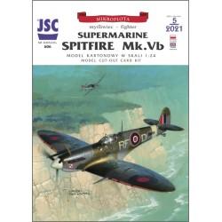 Myśliwiec SPITFIRE Mk Vb...