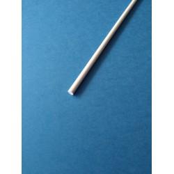 Plastic rod, round, dia....