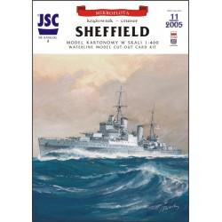 Brytyjski krążownik...