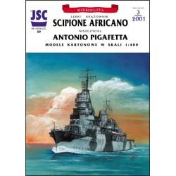 Włoski lekki krążownik...