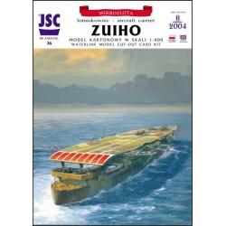 Japoński lotniskowiec ZUIHO...