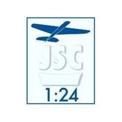 Samoloty w skali 1:24
