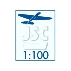Samoloty w skali 1:100